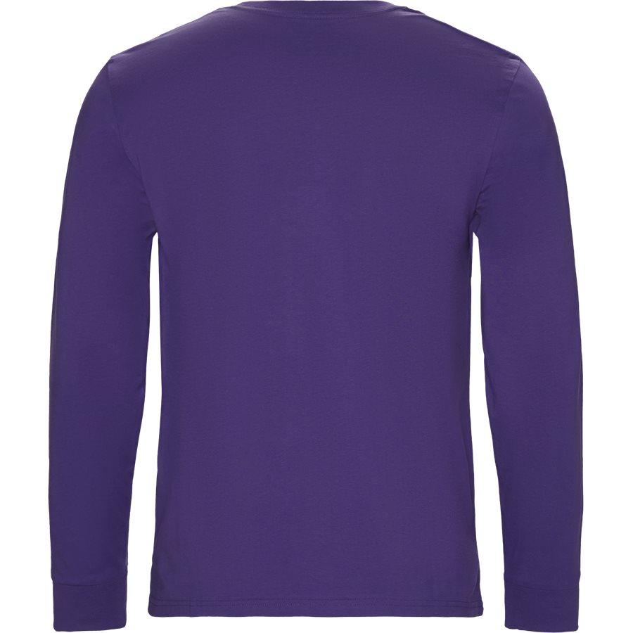 L/S POCKET TEE I022094. - L/S Pocket - T-shirts - Regular - FROSTED VIOLA - 2
